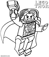 pics of thor superhero coloring pages printable pagesthor coloring pages