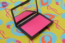 sleek makeup powder blush flamingo