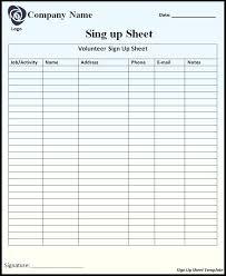 volunteer schedule template potluck sign up sheet template calendar monthly meetwithlisa info