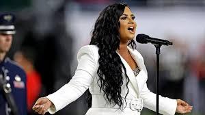 Super Bowl 2020 national anthem prop ...