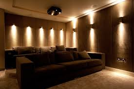 theater room lighting. Wall Sconce Ideas:Bright Yellow Color Lot Of Light Home Theater Sconces Two Way Room Lighting A