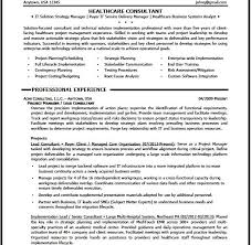 Download Consultant Resume Sample