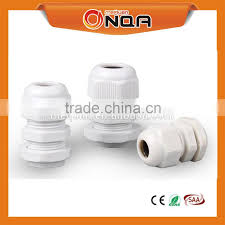 Electrical Waterproof Nylon Cable Gland Size Chart Wire