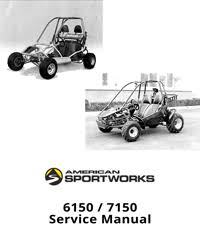 technical info american sportworks documents 6150 150cc fun kart owner s and operator s manual