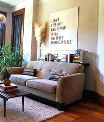 sofa table behind couch against wall. Sofa Table Behind Couch Against Wall Catosfera Net H