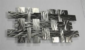 contemporary metal wall art sculpture