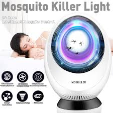 Photocatalytic Mosquito Killer Lamp Led Light Non Toxic Uv Insect