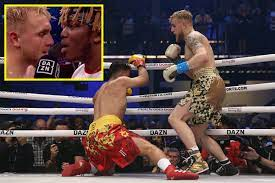 Aug 30, 2021 · sports jake paul didn't get the knockout, but he got the win. Jake Paul Knocked Out Anesongib In First Round Of His Pro Boxing Debut Then Clashed With Ksi In Heated Post Fight Interview
