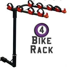 4 BICYCLE HITCH CARRIER CAR TRUCK BIKE \u2013 Build Master Tools