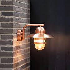 copper wall lights au outdoor light