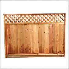 wood fence panels door. Lattice Cedar Wood Fence Panels Door M