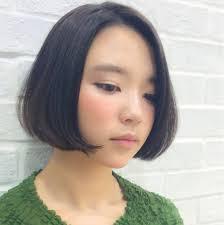 ワンレンショートボブで叶える前髪なしの色っぽヘアスタイルhair