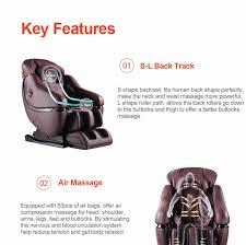 massage chair attachment. luxurious cozy electric barber chair with massage attachment (rt-a02) s