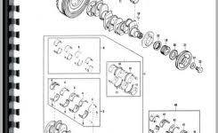 tractor and tandem transmissions (sn thru 62749) with regard to Tandem Wiring Diagram massey ferguson 1080 wiring diagram tractor parts service and with 1080 massey ferguson wiring diagram tandem trailer wiring diagram