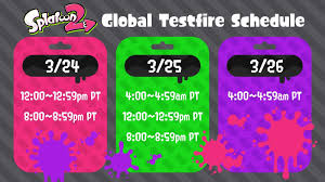 Image result for splatoon 2 testfire
