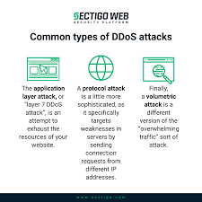 How does a DDoS attack work?