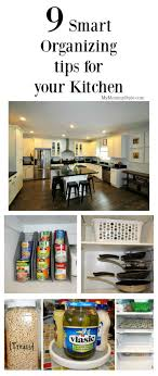 Organizing Kitchen 9 Smart Ways To Organize Your Kitchen My Mommy Style