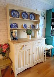 Shabby Chic Kitchen Furniture Beautiful Shabby Chic Welsh Dresser Painted In Farrow Ball Off