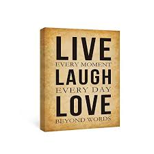 sumgar canvas wall art quotes paintings for living room framed prints inspirational words live laugh love on beyond the wall art prints and posters with sumgar canvas wall art quotes paintings for living room framed
