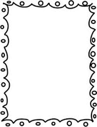 Paper With Black And White Dinosaur Border Clipart Best