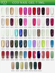 Opi Gel Nail Polish Colors Chart 20 Qualified Opi Nail Color Chart Katty Nails
