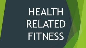 Image result for Health Related Fitness