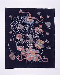 Design For Art File File Myriad Treasures Design Tsutsugaki Bedding Google Art