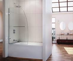 image of bathtub glass doors home depot