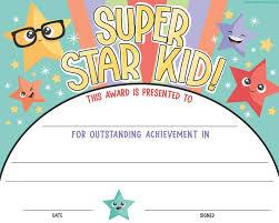 Printable Award Certificate Certificates Free Templates For Teachers