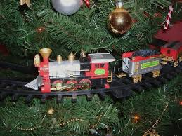 Amazing Best Train Set For Under The Christmas Tree Part - 10: Trainset