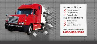 low cost commercial truck insurance