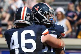 2017 Virginia Depth Chart Preview Tight Ends Streaking