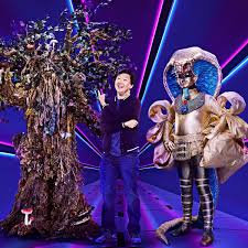 Silly, naff, unmissable! The Masked Singer is a truly terrible delight    Television
