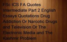 fsc ics fa quotes intermediate part english essays quotations  essay on electronic media in hindi language essays on hindi essay on the different role for media in hindi language