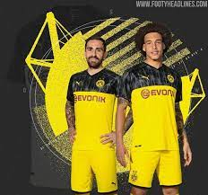Maybe you would like to learn more about one of these? Borussia Dortmund 19 20 Champions League Kit Released Footy Headlines