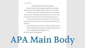 Apa Para The Main Body Citation Style Apa Libguides At Keuka College