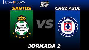 Resumen Santos Laguna vs Cruz Azul ...