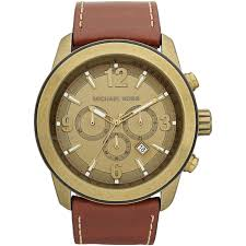 "men s michael kors chronograph watch mk8250 watch shop comâ""¢ mens michael kors chronograph watch mk8250"