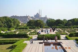 حديقه الازهر اجمل حديقة في العالم images?q=tbn:ANd9GcR