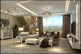 european living room 3d model