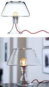 Modern glass lighting Artisan Glass Nova68 Maria Berntsen Classic One Modern Glass Table Lamp Nova68com