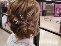 7 Best Updos for medium length hair tutorial images in 2020 | Hair ...