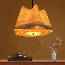 asian pendant lighting. Southeast Asian Style Pendant Lights Veneer Creative Personality Living Room Lamps Corridor Lobby Decorated Wooden Lamp Lighting A