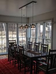 perfect stylish modern dining room lighting ideas table pendant light pics height fixtures dining room