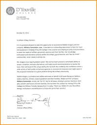 Military Letter Of Recommendation Template College Letter