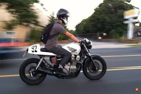vwvortex com 92 nighthawk 750 cafe racer