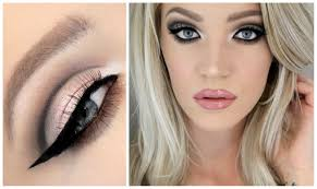cut crease baby pink lips good for hooded lids too stephanie lange you