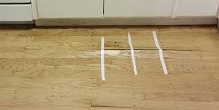 hardwood floor water damage cost