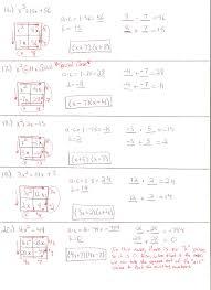 interesting algebra 2 solving quadratic equations test with additional solving quadratic equations by factoring worksheet algebra 2 free