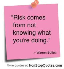 Image gallery for : quotes risk management
